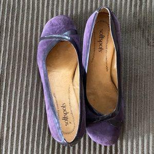 7.5M low wedge heel